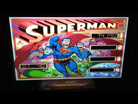 Superman-Atari-1979-Visual Pinball