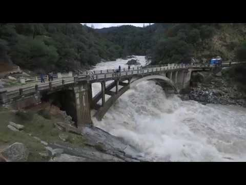 South Yuba River Flooding (Theatrical Music)