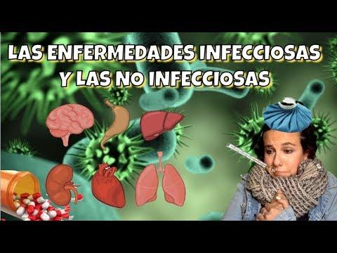 ejemplos de enfermedades subagudas