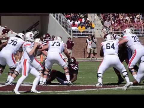 Auburn vs. Mississippi State Highlights 2016