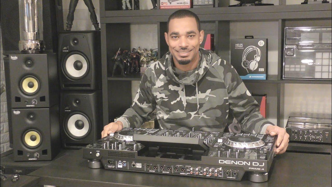 Denon DJ Prime 4 Review
