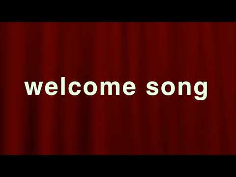Hindi Welcome Song (Aapka Swagat Mahodaya) SWAGAT GEET (Lyrics in Description)