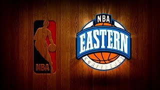 2017-2018 NBA Eastern Conference Predictions!