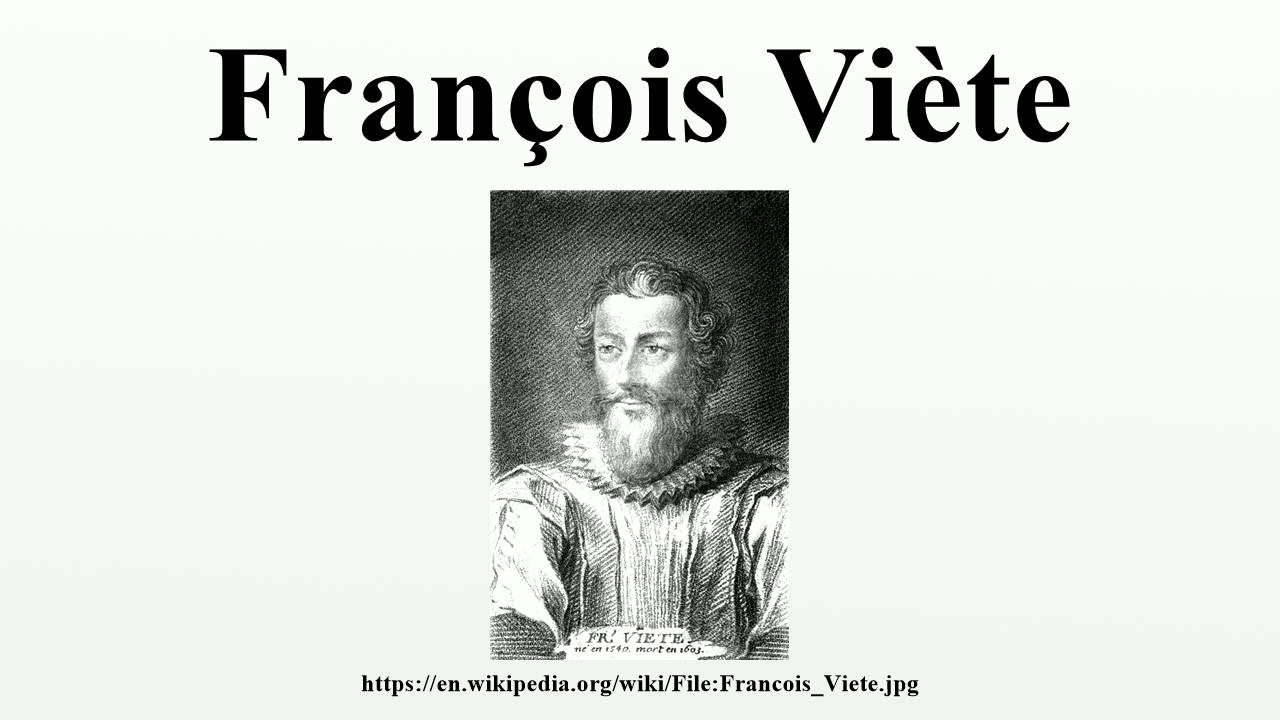 Francois Vietet: biography, photos and interesting facts 65
