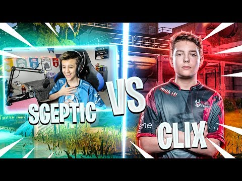 SCEPTIC & NOSH VS CLIX AND KHANADA!! IT FINALLY HAPPENED!!