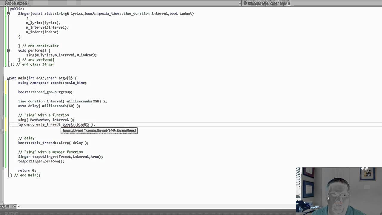 C++ Threads Using Boost in 5 Minutes