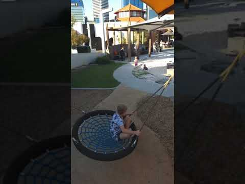 My Son Is A Swinger - Perth City