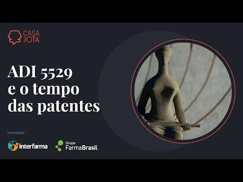 O tempo das patentes no Brasil e a ADI 5529 no STF | 31/03/21