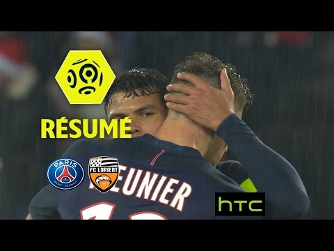 Paris Saint-Germain - FC Lorient (5-0)  - Résumé - (PARIS - FCL) / 2016-17