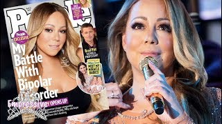 Mariah Carey reveals that she is Bipolar