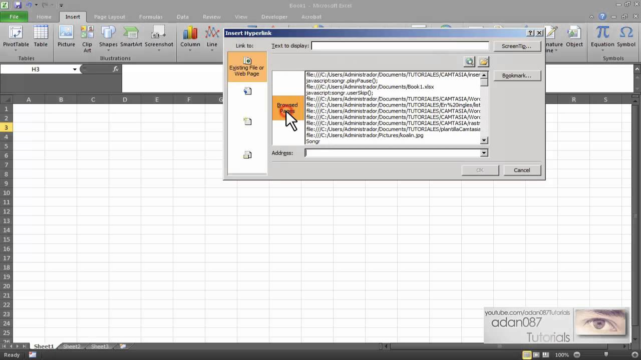 embed an excel file into a web page embed excel file in