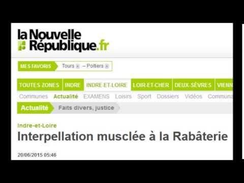 Saint-Pierre-des-Corps (37) : interpellation musclée à la Rabâterie, la police caillassée