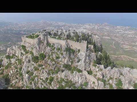 Saint Hilarion Castle - Kyrenia (Northern Cyprus)