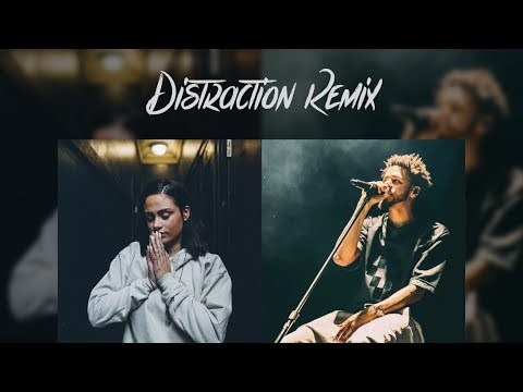 Kehlani & J Cole - Distraction | DJ Discretion Remix