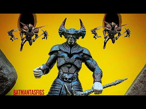 First look at STEPPENWOLF DC Multiverse C&C plus full wave