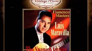 Luis Maravilla & His Spanish Guitar -- Taconeo por Fandangos