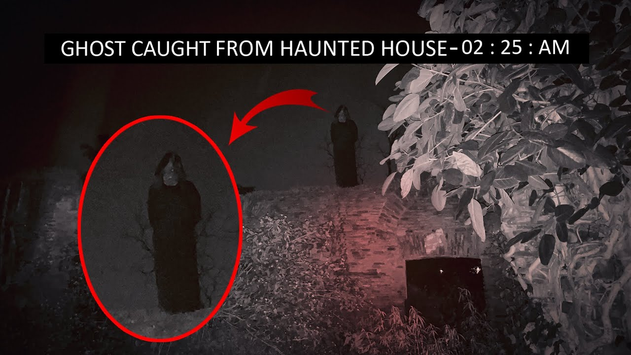Ghost Caught From a Haunted House   Woh Kya Hoga Episode 227   The Paranormal Show