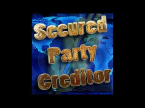 SAMPLE AFFIDAVIT OF NOTICE OF STATUS AS SECURED PARTY CREDITOR