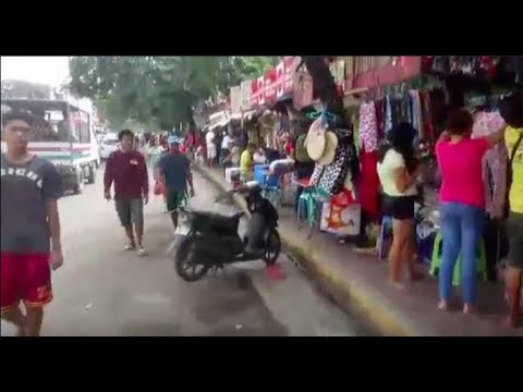 Philippines LIVE - Cebu City Morning Walk