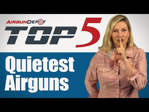 Top 5: Quietest Airguns