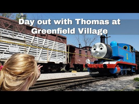 Day Out With Thomas The Train | The Henry Ford | Dearborn, Michigan 2019