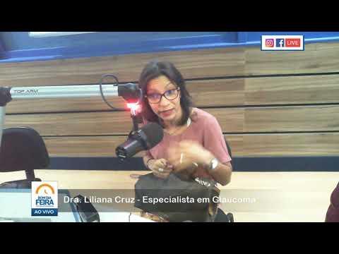 Entrevista com oftalmologista, especialista em Glaucoma, Liliana Cruz