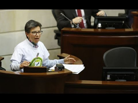 Claudia LOPEZ explica la Consulta ANTICORRUPCION  senado de la república 17 abril  2018