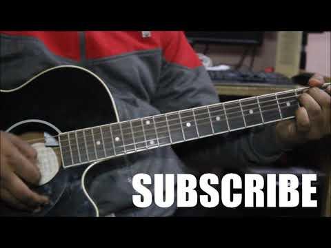 Haan Hansi ban gye | Guitar Chords