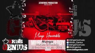 Munga - Murda Smaddy (Raw) Extreme Caution Riddim - January 2016