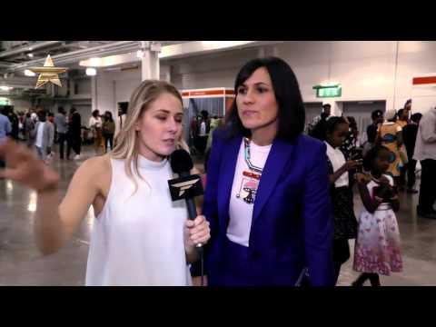 STREET STYLE | Africa Fashion Week London 2015 part 2 | Fashion One