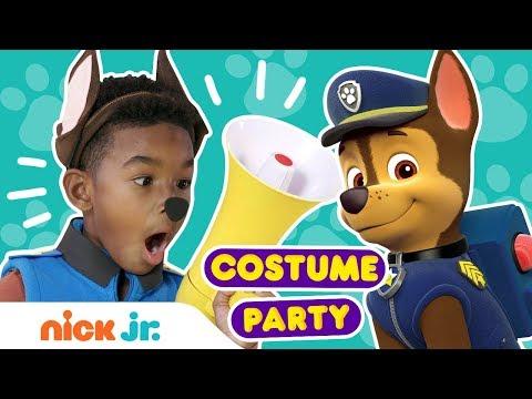 Costume Party! W/ PAW Patrol 🐶Ep. 1 | Nick Jr.