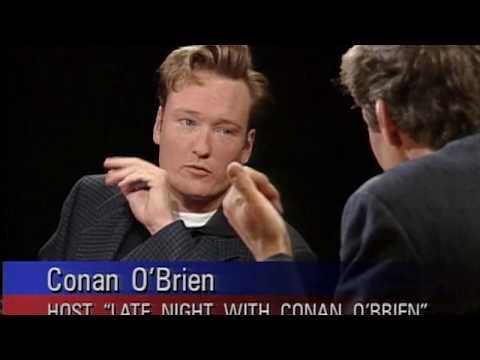 Young Conan O'Brien interview (1993)