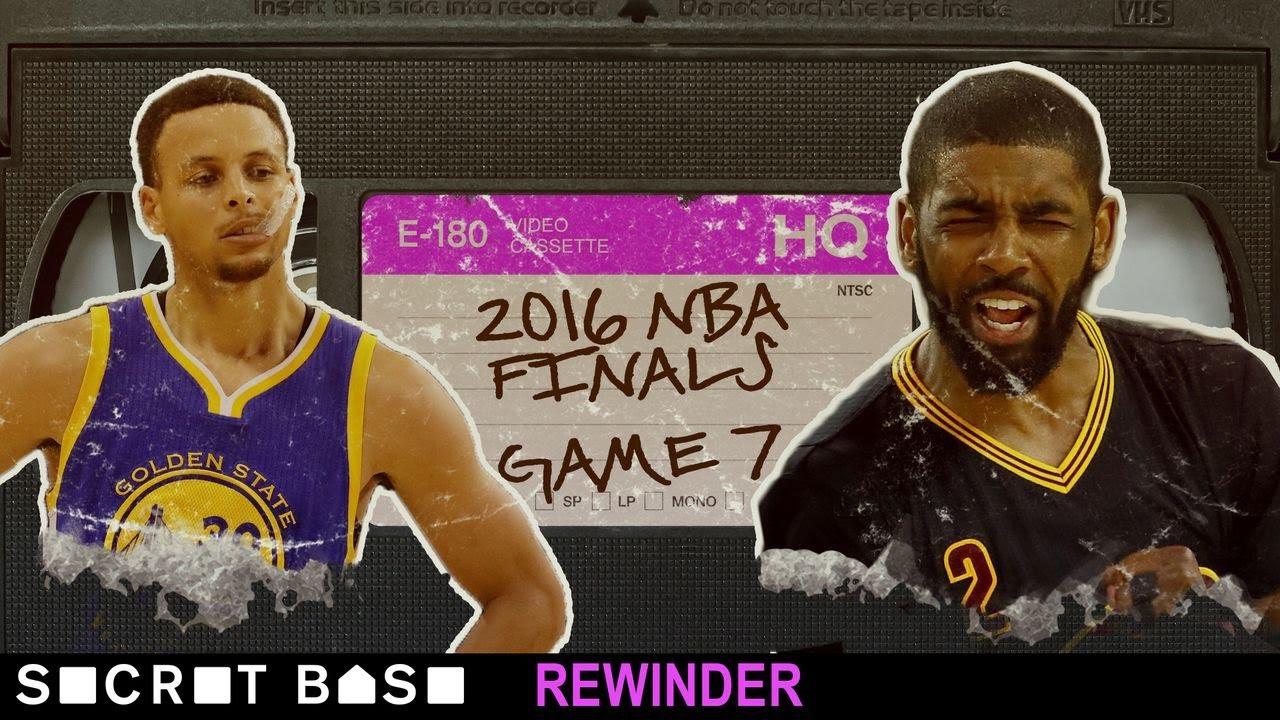 Kyrie Irving's championship-sealing three needs a deep rewind   2016 Cavaliers