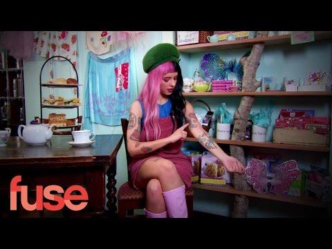 Melanie Martinez Shares The Stories Behind Her Coolest Tattoos mp3
