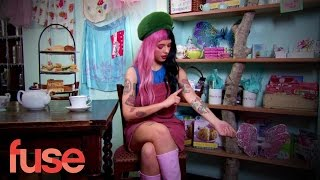 Melanie Martinez Shares The Stories Behind Her Coolest Tattoos