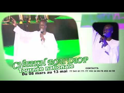 Tournée nationale avec el hadji cheikh bou Diop et le groupe beug cheikh bou