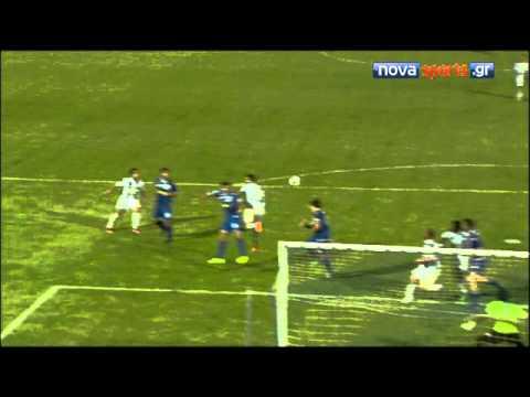 6η Αγ. Playoffs  ΠΑΣ ΓΙΑΝΝΙΝΑ - ΠΑΟΚ 1-2