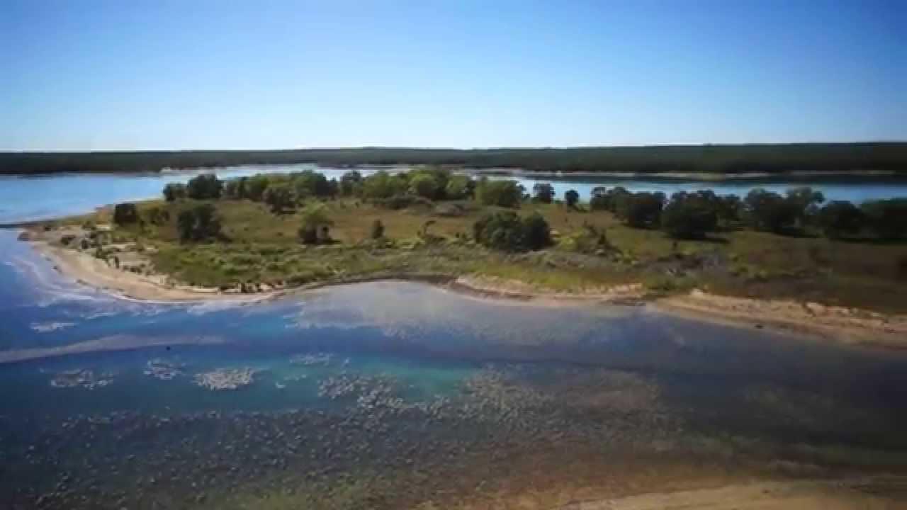 Lake Murray Oklahoma A Short Clip Youtube
