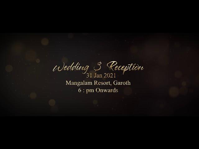 WhatsApp Wedding Invitation | Mahesh & Shivkumari | Heena & Aditya  | Sathkherda | MP | ZigPics
