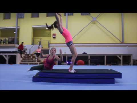 Akro Soustředění 2019 | Tanec, Akrobacie, Relevé