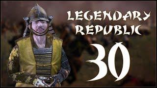REALM DIVIDE - Obama (Legendary Republic) - Fall of the Samurai - Ep.30!