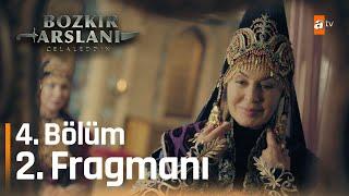 Bozkır Arslanı Celaleddin 4. Bölüm 2. Fragmanı | Türkan Hatun rahat durmayacak!