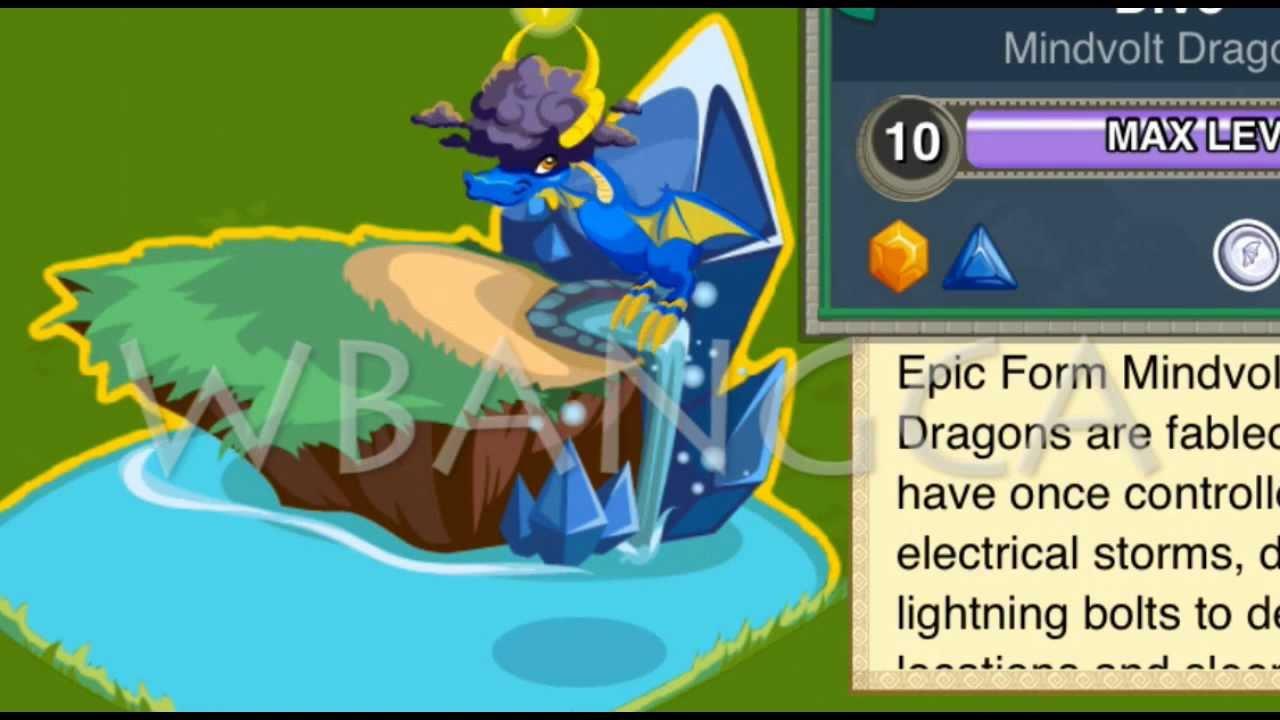Dragon Story App Mindvolt Dragon Evolution Youtube