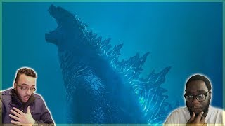 GODZILLA : KING OF THE MONSTERS - OFFICIAL TRAILER #2 REACTION   SOMEBODY BETTER CALL GRIDMAN