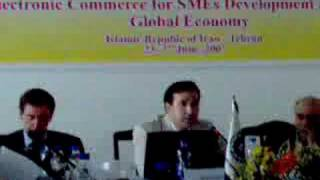 Potential of E-Commerce SMEs Dev 23-27 June,2007 Iran-Tehran