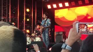 Video John Mayer - Queen Of California/Fire On The Mountain (9/18) - Jimmy Kimmel Live download MP3, 3GP, MP4, WEBM, AVI, FLV September 2018