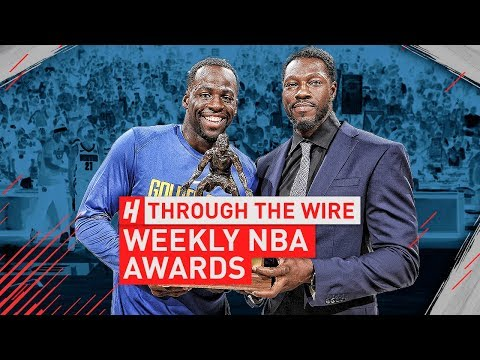Weekly NBA Awards | Through The Wire Podcast