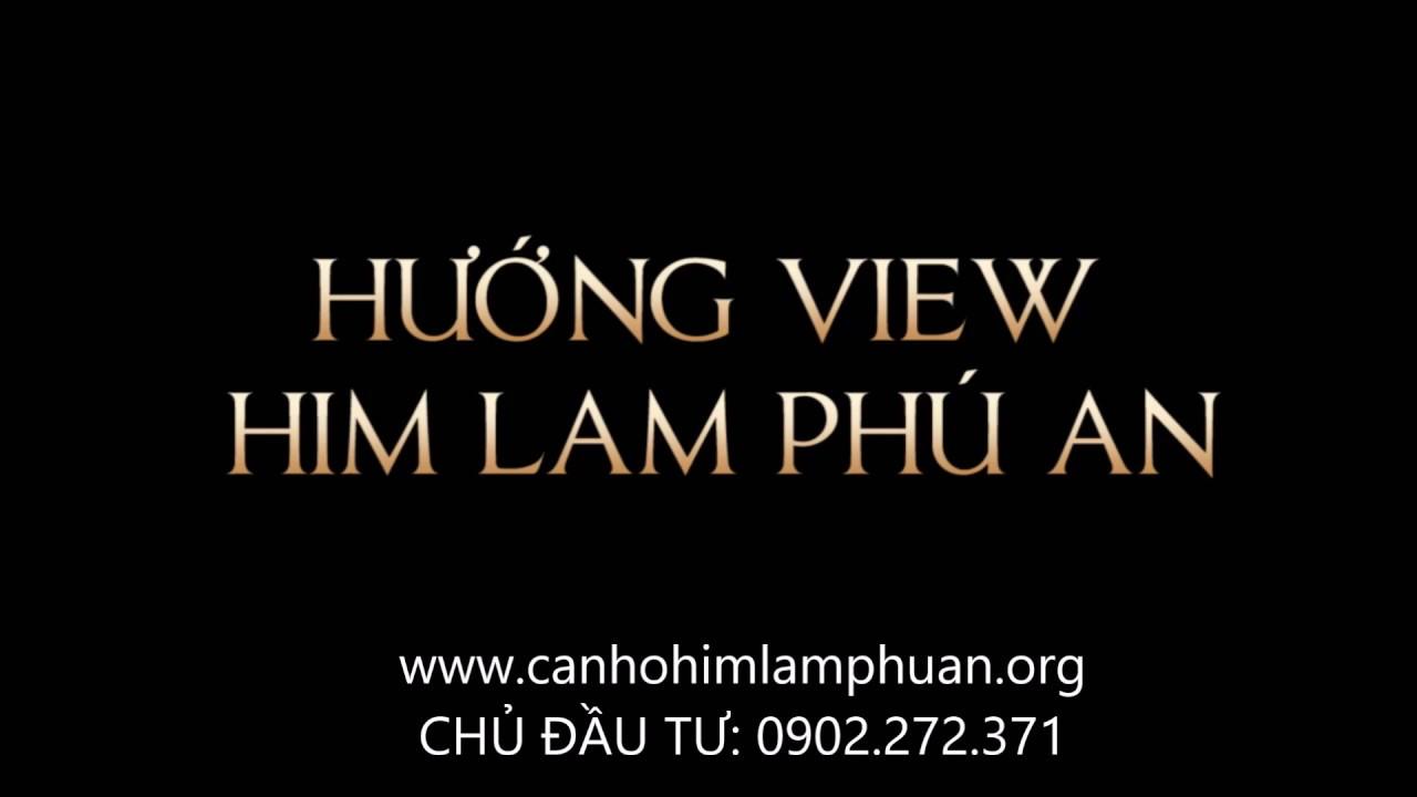 [FLYCAM] View 360 từ căn hộ Him Lam Phú An Quận 9 – canhohimlamphuan.org
