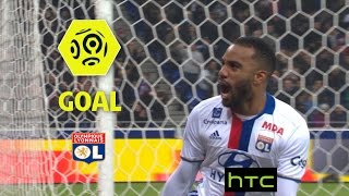 Video Gol Pertandingan Olympique Lyonnais vs Angers SCO