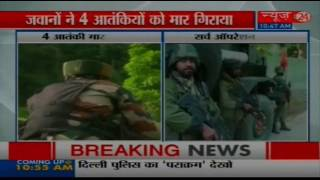 Terrorists attack Army patrol party in Pulwama, counter op underway